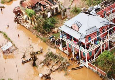 Cyclone Idai Aftermath: No Maize, No Money, No Future