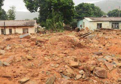 Chimanimani: A community in distress after Cyclone Idai