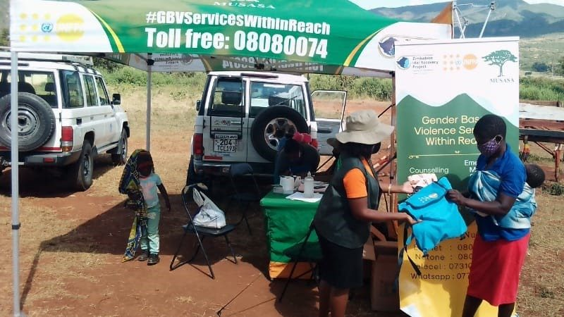 GBV survivors services